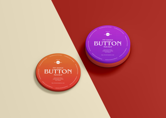 Free-Pin-Badge-Mockup