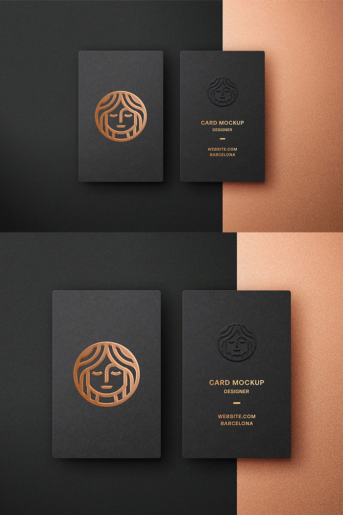 Free-PSD-FOIL-EMBOSSING-BUSINESS-CARD-MOCKUP