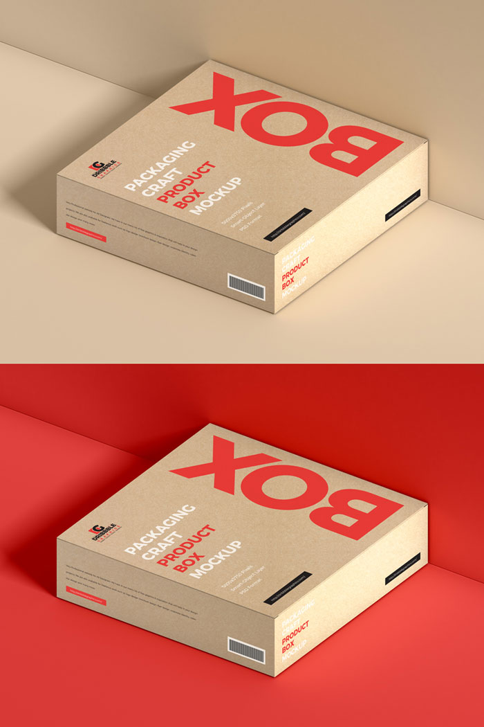 Free-Packaging-Craft-Product-Box-Mockup-PSD