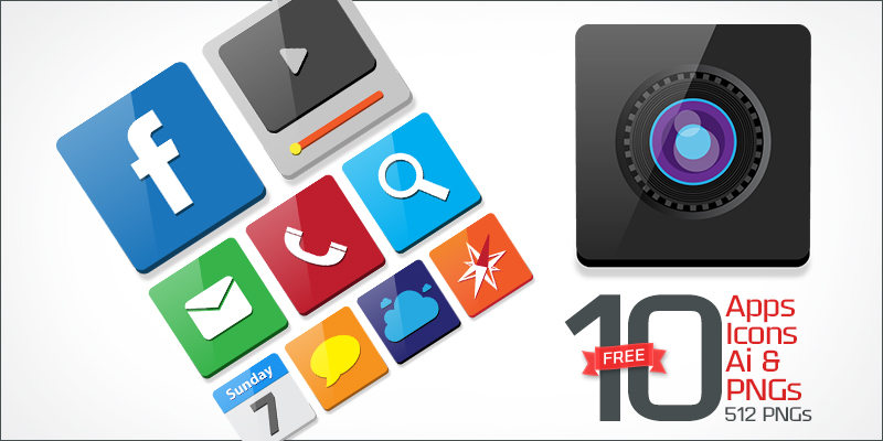 10-apps-icons