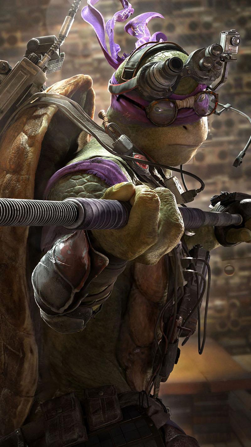 Pictures Teenage Mutant Ninja Turtles 2014 Warrior Movies 3840x2160
