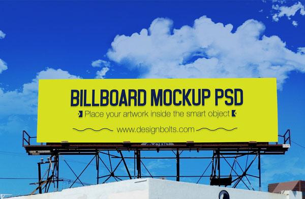 4 free outdoor advertisement hoarding