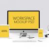 Workspace-Mockup-PSD