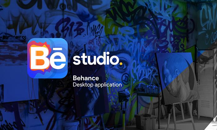 Behance-Studio-App-Concept-Brand-Identity-&-UI-UX-By-Moe-Slah
